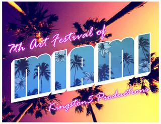 K5 Production Festival Postcard - Photoshop
