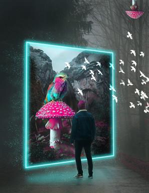 Design Challenge: Portal - Photoshop
