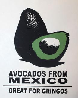 Avocados for Gringos