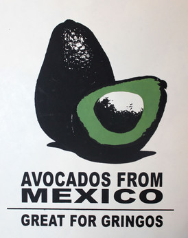 Avocados for Gringos
