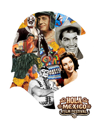 Hola Mexico Film Fest Submission 5 - Photoshop