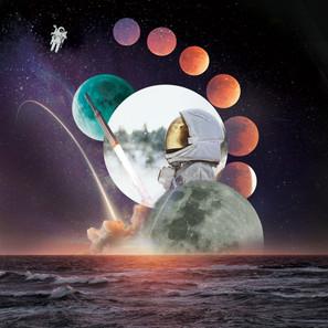 Design Challenge: Astronaut - Photoshop