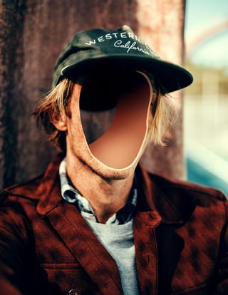 Design Challenge: Faceless - Photoshop