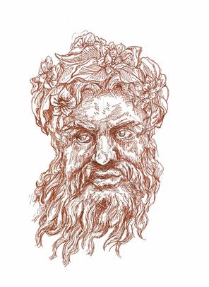 Zeus Portrait