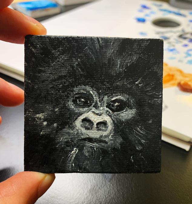 Tiny Gorilla