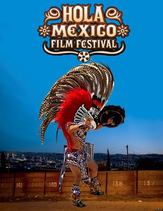 Hola Mexico Film Fest Submission 2 - Photoshop