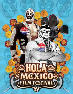 Hola Mexico Film Fest Submission 4 - Photoshop