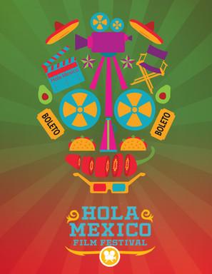 Hola Mexico Film Fest Submission - Illustrator
