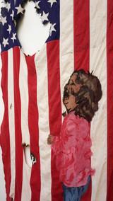 Immigrants in America closeup