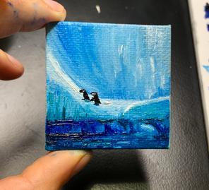 Tiny Iceberg