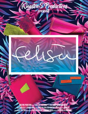 K5 Production Felisa Movie poster - Photoshop