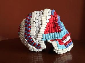 Pill Skull Side