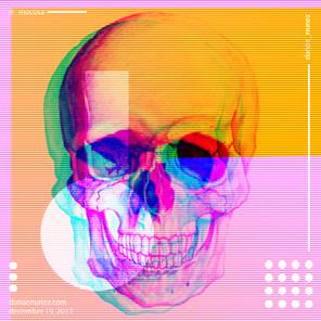 Skull Design - Photoshop