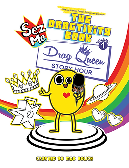 The Dragtivity Book cover page