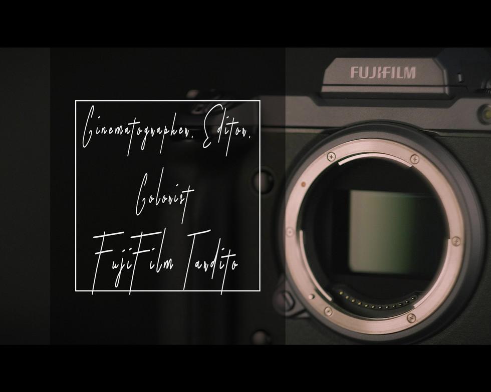 FujiFilm   Federico Tardito