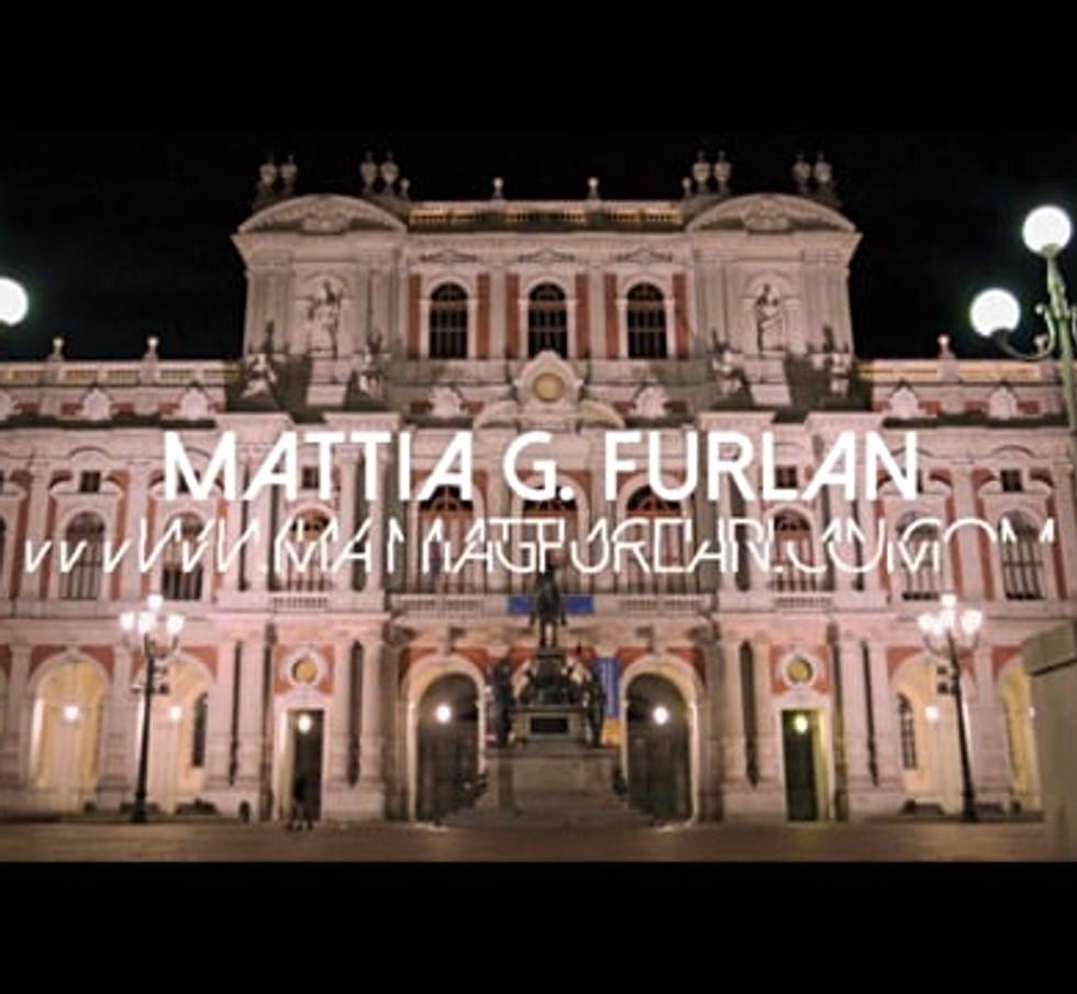 Showreel Mattia G. Furlan