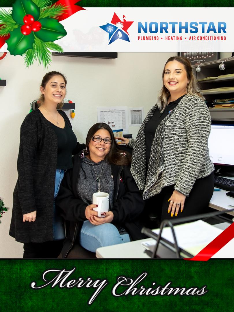 Merry Christmas Northstar HVAC
