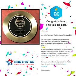 Northstar PHAC Inc Pro Award 2020.png
