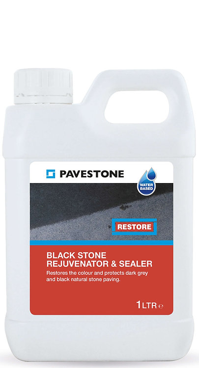 Black Stone Rejuvenator and Sealer - 1 litre