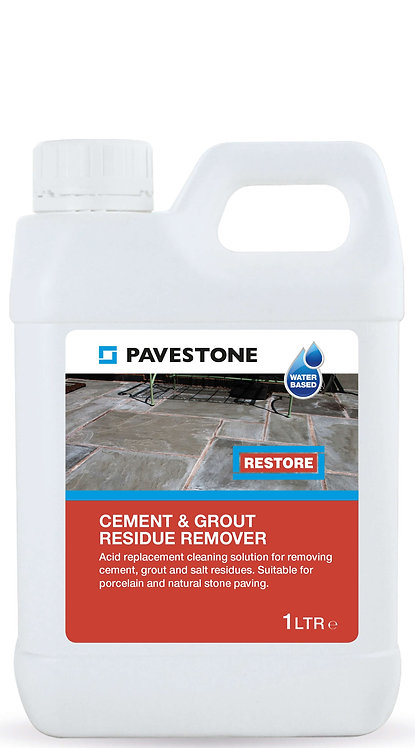 Cement & Grout Residue Remover - 1 litre