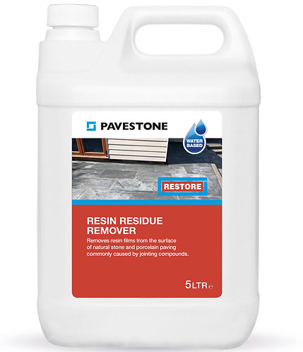 Resin Residue Remover - 5 litres