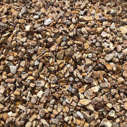 Decorative Washed Shingle 10mm - 25mm