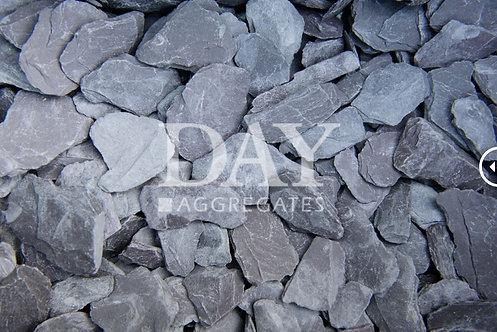 Decorative Grey Slate 30 - 50mm