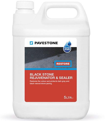 Black Stone Rejuvenator and Sealer - 5 litres