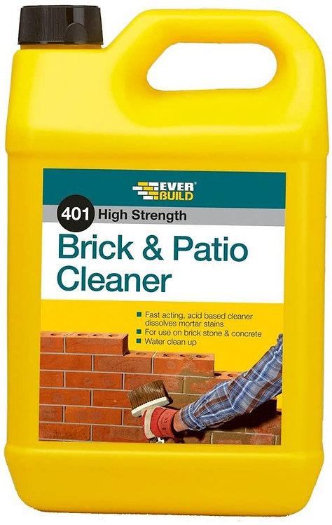 401 Brick & Patio Cleaner - 5 litres