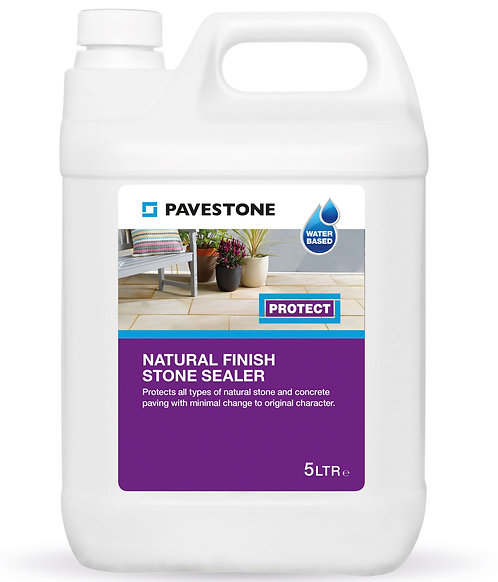 Natural Finish Stone Sealer - 5 litres