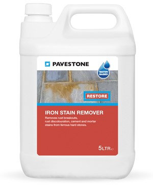 Pavestone Iron Stain Remover - 5 litres