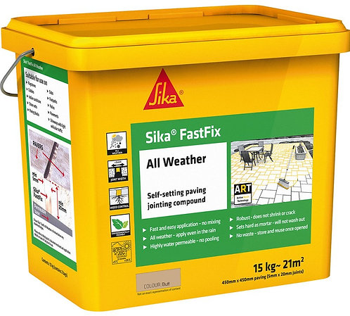 Sika FastFix All Weather Buff - 15kg