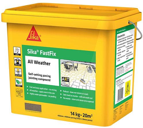 Sika FastFix All Weather Grey - 14kg