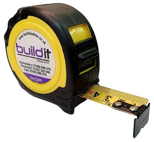 Buildit 5m Quality Tape Measure