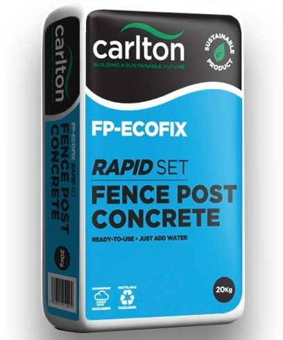 Carlton Fast Set Post Mix 5 - 10 Minutes Setting - 20Kg Pack