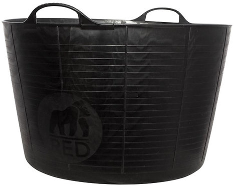 Recycled Black Gorilla Tub Extra-Large 75 Litre