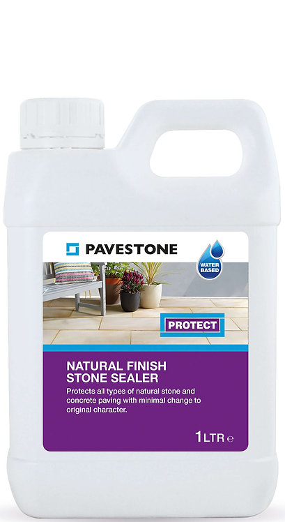 Natural Finish Stone Sealer - 1 litre