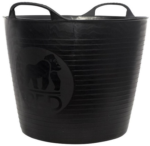 Recycled Black Gorilla Tub Medium 26 Litre