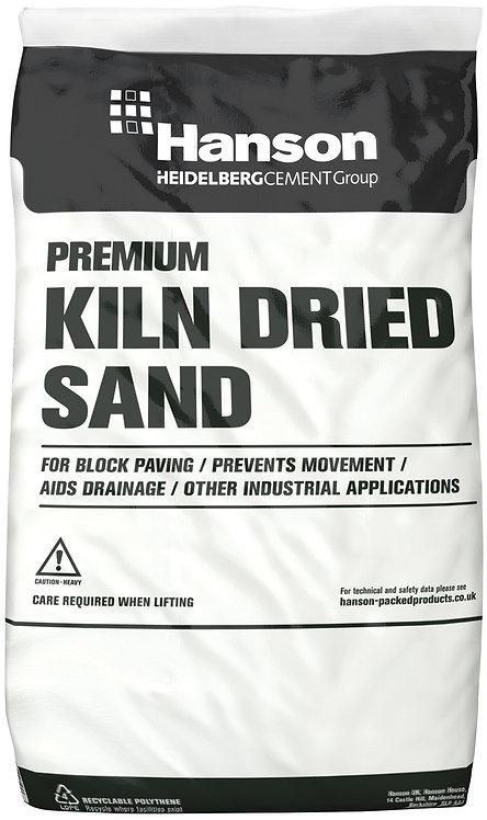Hanson Kiln Dried Sand - 22kg
