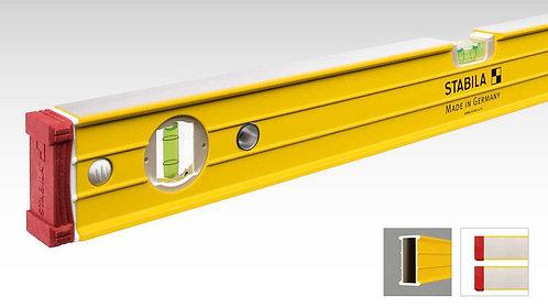 Stabila 96 48 inch 120cm Double Plum Level XSF