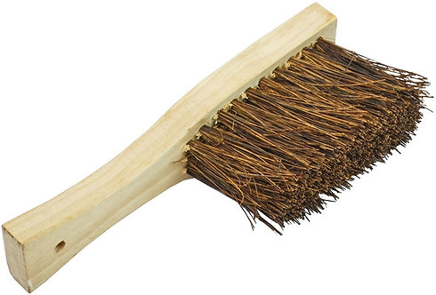 Churn Brush with Short Handle - 260mm (10in)