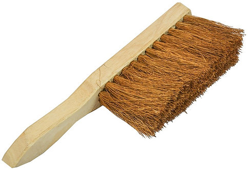 Natural Coco Bannister Hand Brush - 11inch