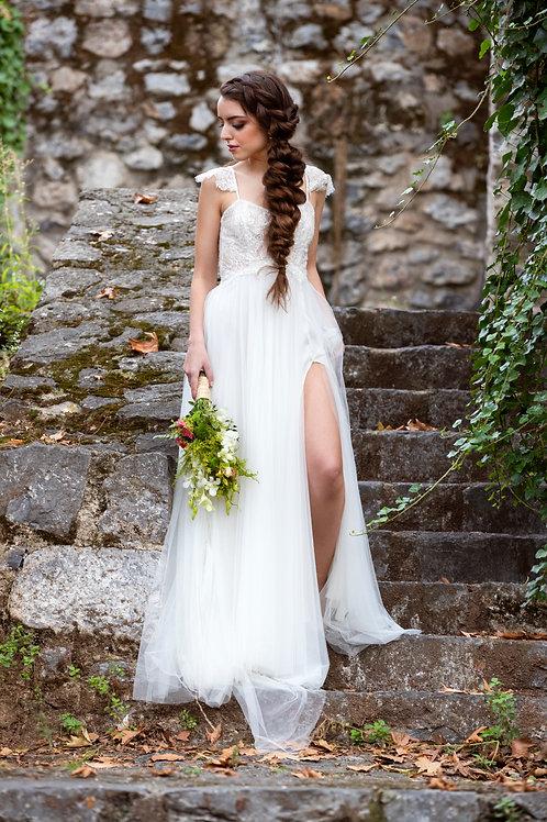 Simpply romantic, dress.