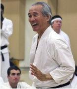 Sensei Tsutomu Oshima
