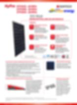 Suntech 305 brochure
