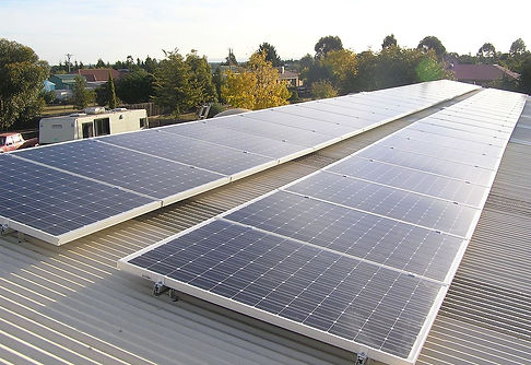 Commercial Solar Power Geelong
