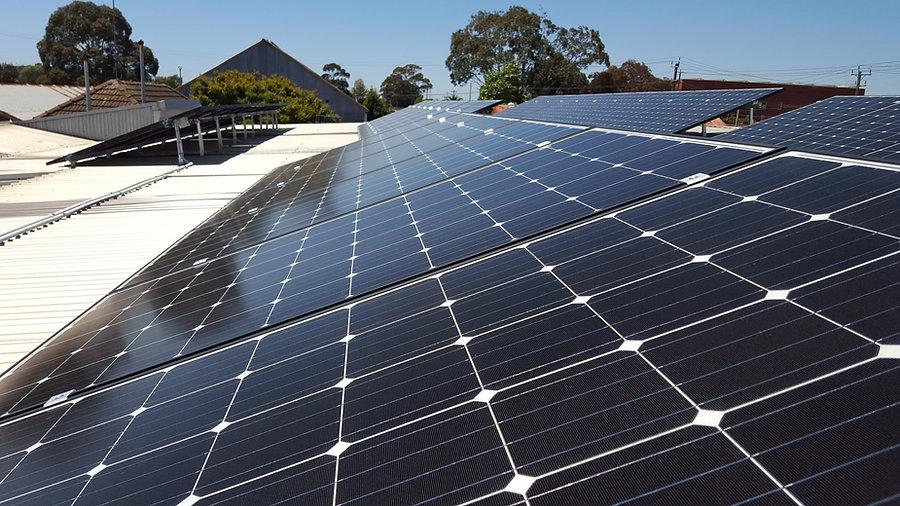 Commercial Solar Power Geelong