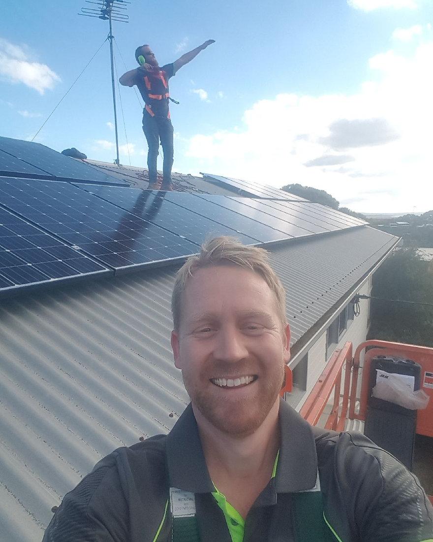 Australia's number one solar install team