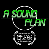 Logo for A Sound Plan with link to Steam