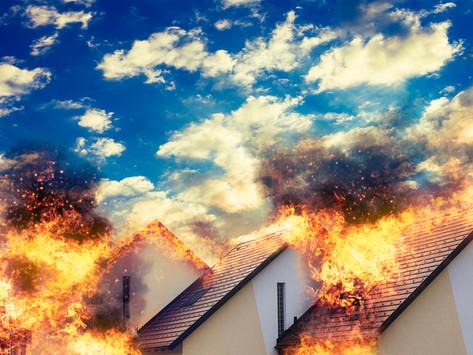 Smoke alarms save lives!